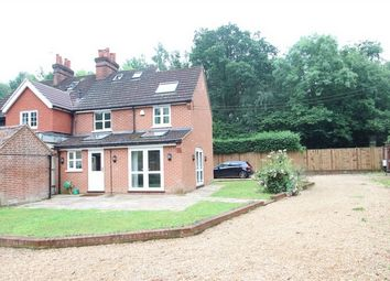 Thumbnail 4 bed semi-detached house for sale in 1 Pirbright Road, Normandy, Guildford, Surrey