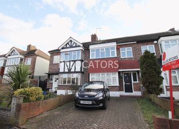Thumbnail 3 bed terraced house to rent in Glastonbury Avenue, Woodford Green