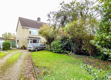 Thumbnail 3 bed semi-detached house for sale in High Street, Stagsden, Bedford