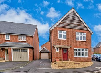 Thumbnail 3 bed detached house for sale in Myrtle Glade, Churchbridge, Cannock