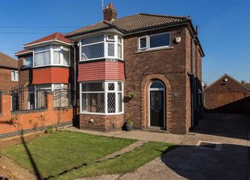 Thumbnail 3 bed property for sale in Devonshire Road, Scunthorpe