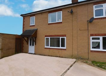Thumbnail 3 bedroom semi-detached house for sale in Freedom Avenue, Yeovil
