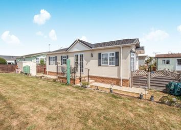 Thumbnail 2 bed bungalow for sale in A Kingsmead Park, Allhallows, Rochester