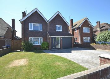 4 bed detached house for sale in Chelwood Avenue, Goring Hall, Worthing, West Sussex BN12
