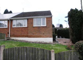 Thumbnail 2 bed semi-detached bungalow for sale in Cradley Fields, Halesowen