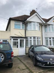 Thumbnail 3 bed terraced house to rent in St Pauls Avenue, Kenton