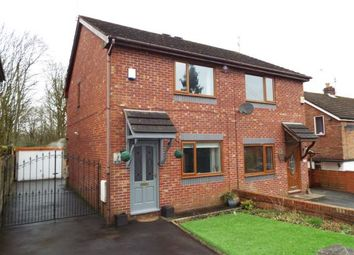 Thumbnail 2 bed semi-detached house for sale in Marlborough Drive, Walton-Le-Dale, Preston