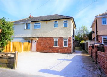 Thumbnail 3 bedroom semi-detached house for sale in Rosemary Road, Sheffield