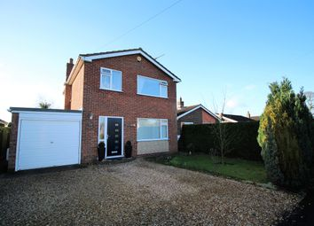 Thumbnail 3 bed detached house for sale in Main Road, Quadring, Spalding, Lincolnshire