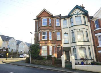 Thumbnail 2 bedroom flat to rent in Wellington Road, Fff, Hastings, East Sussex
