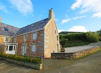 Thumbnail 5 bed semi-detached house for sale in La Rue Du Rondin, St. Mary, Jersey