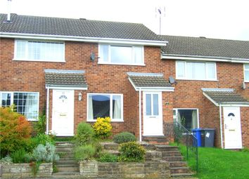 Thumbnail 2 bed terraced house for sale in Rockingham Close, Allestree, Derby
