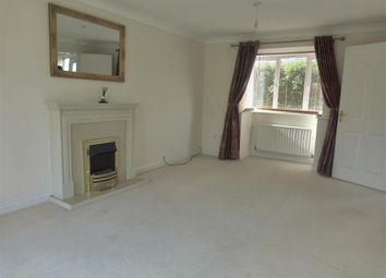 Thumbnail 3 bed end terrace house to rent in Campaign Avenue, Peterborough