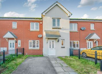Thumbnail 3 bed terraced house for sale in Heol Layard, Splott, Cardiff