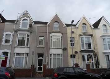Thumbnail 6 bed terraced house to rent in Gwydr Crescent, Uplands, Swansea. 0Ab.
