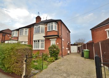 Thumbnail 3 bed semi-detached house for sale in Lawrence Road, Oakwood, Leeds