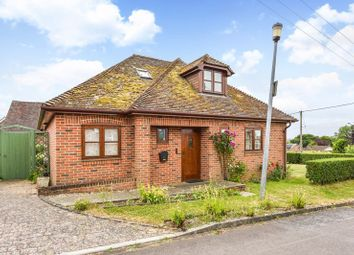 Thumbnail 3 bed detached house for sale in Croft Heights, Common Road, Salisbury