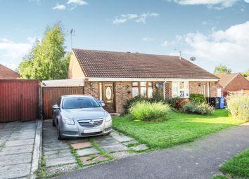 Thumbnail 2 bedroom semi-detached bungalow for sale in Mondello Drive, Alvaston, Derby