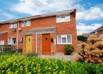 Thumbnail 2 bedroom end terrace house for sale in Flemming Avenue, Chalgrove, Oxford