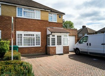 Thumbnail 3 bedroom terraced house to rent in Warren Drive, Ruislip, Greater London