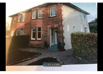 Thumbnail 3 bed semi-detached house to rent in Mosshead Road, Glasgow
