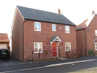 Thumbnail 4 bed property to rent in Ubique Avenue, Meon Vale, Long Marston