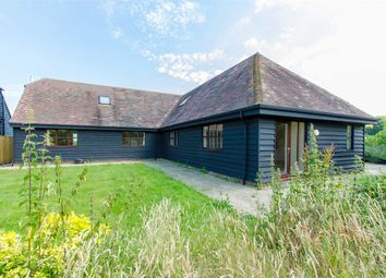 Thumbnail 4 bed detached house to rent in Laurels Barn, Upper Rodmersham, Sittingbourne