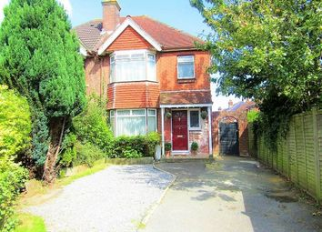Thumbnail 3 bed semi-detached house for sale in Spring Road, Southampton