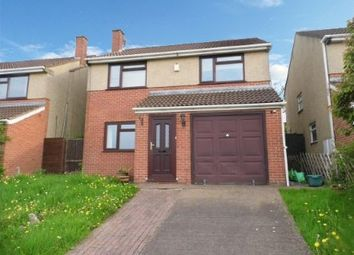 Thumbnail 3 bed detached house for sale in Lavers Close, Kingswood, Bristol