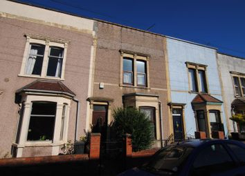 Thumbnail 2 bed terraced house to rent in Hawthorne Street, Totterdown, Bristol