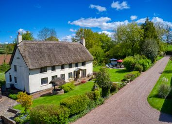 Thumbnail 4 bed detached house for sale in Uplowman, Tiverton