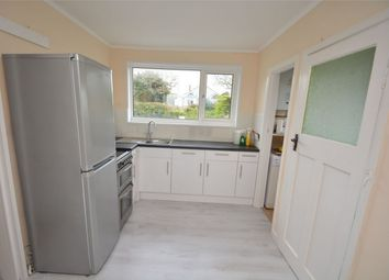 Thumbnail 2 bed detached bungalow to rent in Bodmin Road, Truro, Cornwall