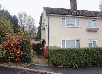 Thumbnail 3 bed flat for sale in Forrell Grove, Northfield, Birmingham
