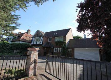 Thumbnail 4 bedroom detached house to rent in Packhorse Road, Gerrards Cross