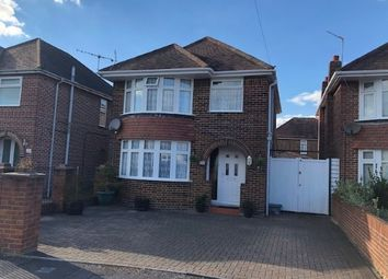 Thumbnail 3 bed detached house for sale in Cecil Road, Southampton