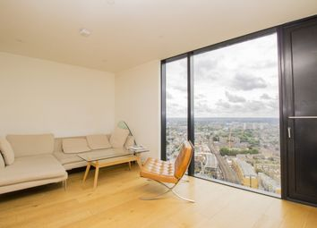 Thumbnail 2 bed flat to rent in The Strata, Elephant & Castle, London