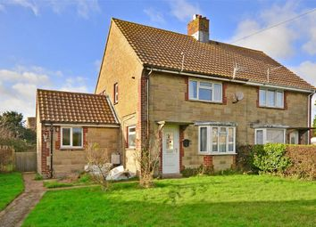 Thumbnail 3 bed semi-detached house for sale in Arnhem Road, Freshwater, Isle Of Wight