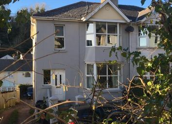 Thumbnail 3 bed maisonette for sale in Torquay, Devon
