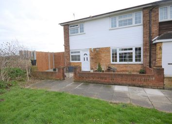 Thumbnail 4 bed end terrace house for sale in Cedar Road, Grays