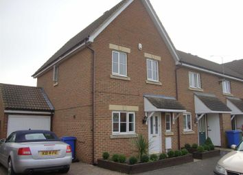 Thumbnail 3 bed semi-detached house to rent in Olivine Close, Sittingbourne