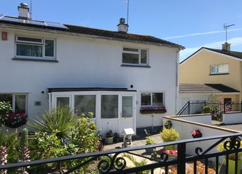 Thumbnail 2 bed semi-detached house to rent in North Road, Torpoint