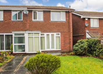 Thumbnail 3 bed end terrace house for sale in Orchard Close, Coleshill, Birmingham
