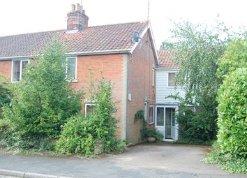 Thumbnail 2 bed semi-detached house for sale in California, Woodbridge