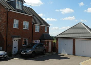Thumbnail 3 bed semi-detached house to rent in Shoemakers Close, Earls Barton, Northamptonshire