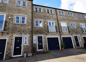 Thumbnail 4 bed town house for sale in Weavers Court, Queensbury, Bradford