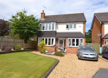 Thumbnail 3 bed detached house for sale in Glendower Close, Gnosall, Stafford