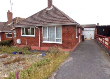 Thumbnail 2 bed detached bungalow for sale in Elmfield Crescent, Exmouth
