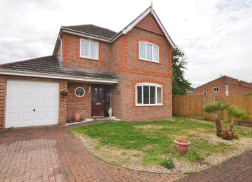 Thumbnail 4 bed detached house to rent in Wiltshire Way, Bletchley