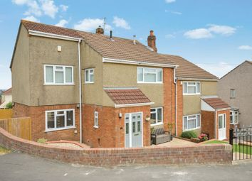 Thumbnail 4 bed semi-detached house for sale in Greenridge Close, Bishopsworth, Bristol