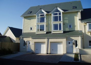 Thumbnail 3 bed town house to rent in Pentre Nicklaus Village, Llanelli